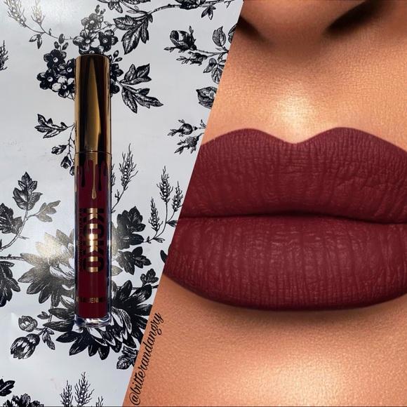 Kylie Gorg Matte Liquid Lipstick